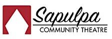 Sapulpa Community Theatre logo