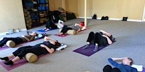 Mindful Movement Class Series, Wednesdays: JUNE 1st -...