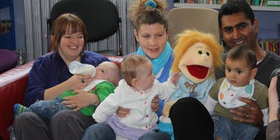 Charlton Kings Library - Baby Bounce and Rhyme