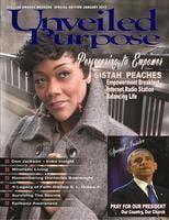 Advertise in Unveiled Purpose Magazine!!!