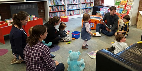 Charlton Kings Library - Toddler Time tickets