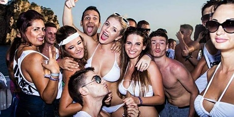 Barcelona Booze Cruise - Boat Party 2021 tickets