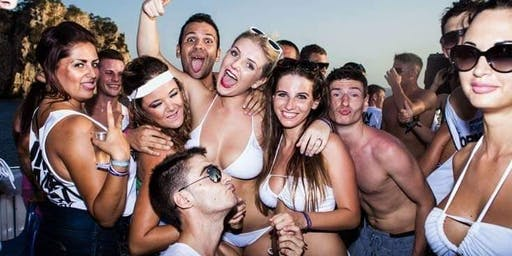 Barcelona Booze Cruise - Boat Party 2019