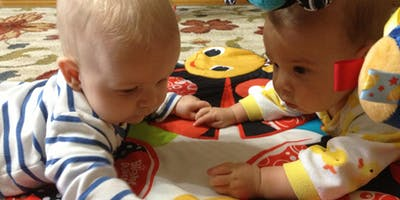 Mini MOVERS - 0-6 months (Single Class)