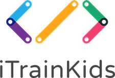 iTrain Kids logo