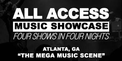 MajorLabelSecrets Present: All Access Atlanta Music Showcase Tour