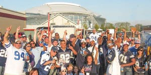 Bill Bates Tailgate Party (Lions at Cowboys)