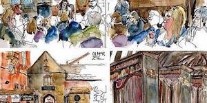 Scribble Your Street: urban sketching workshop
