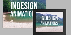 InDesign Animations. Corso per utenti di InDesign.