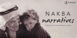 Nakba Narratives 2016 - Annual Dinner