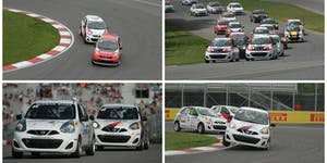 Calabogie's May Race Fest - Featuring Nissan Micra