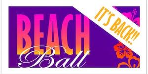 The Beach Ball - 2016 - Design Gives Back