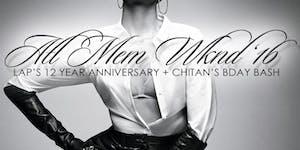 Ladies at Play's Atlanta Mem Wknd 2016 12 Year...