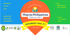 Map the Philippines Quiapo Mapping Party