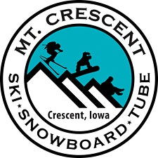 Mt. Crescent Ski Area logo
