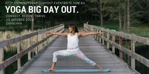 SPRING YOGA BIG DAY OUT