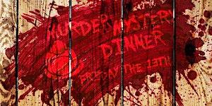 The Murder Mystery Dinner at TEAK on the Hudson!