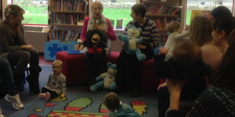 Prestbury Library - Baby Bounce & Rhyme tickets