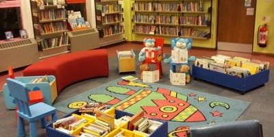 Prestbury Library - Toddler Time