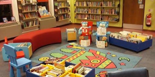 Prestbury Library - Toddler Time