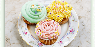 2hr Beginners Cupcake Decorating Class