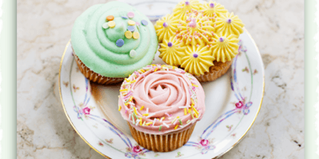 Copy of 2hr Beginners Cupcake Decorating Class tickets