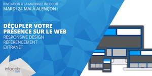 Décupler votre présence sur le Web : invitation le 24...