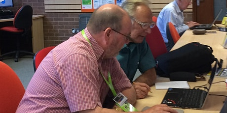 Charlton Kings Library - Computer Buddy Drop-in sessions tickets