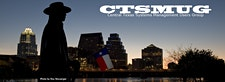 Central Texas Systems Management User Group (CTSMUG) logo