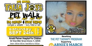 TALIA JOY'S PET WALK Walkers
