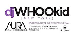 DJ Whoo Kid AURA Sundays