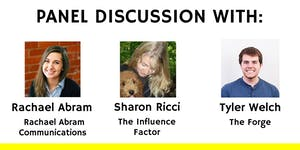 Content Creation and Social Media - Panel - May 30,...