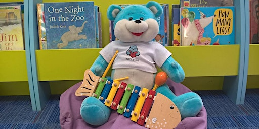 Winchcombe Library - Baby Bounce and Rhyme
