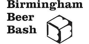 Birmingham Beer Bash, 21st to 23rd July 2016