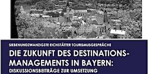 27. Eichstätter Tourismusgespräche -...