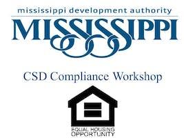 CSD Compliance Training ( Greenville, MS)