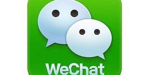 """Conférence : """"WeChat, l'incontournable réseau social..."""