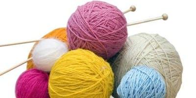 Prestbury Library - Knit Together