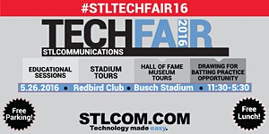 2016 STL Communications' Technology Fair