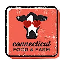 Connecticut Food & Farm  logo