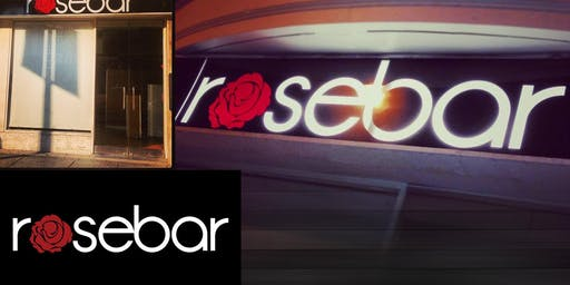 Clubbing at Rosebar