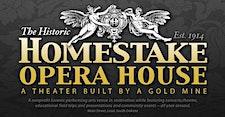 Historic Homestake Opera House logo