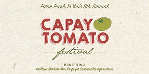 Capay Tomato Festival 2016