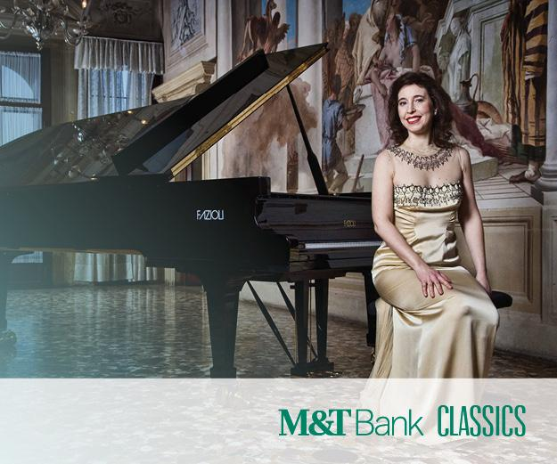 Masterclass with Angela Hewitt