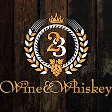 23 Wine & Whiskey logo