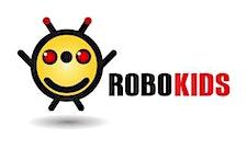 Robokids White Rock Learning Centre logo