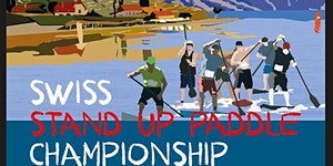 2016 SWISS SUP CHAMPIONSHIP, by ASSUP & CNP  -  @Pully...