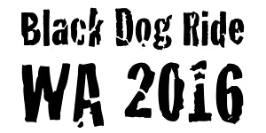 Black Dog Ride - WA 2016