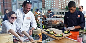 19th Annual Chefs in Shorts