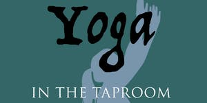 YOGA! in the Taproom - 6/18